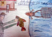 Udvardi alapiskolás rajza